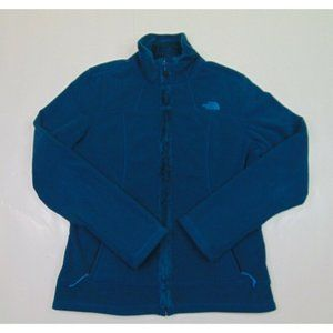 The North Face Women M Fuzzy Fleece Lined Jacket